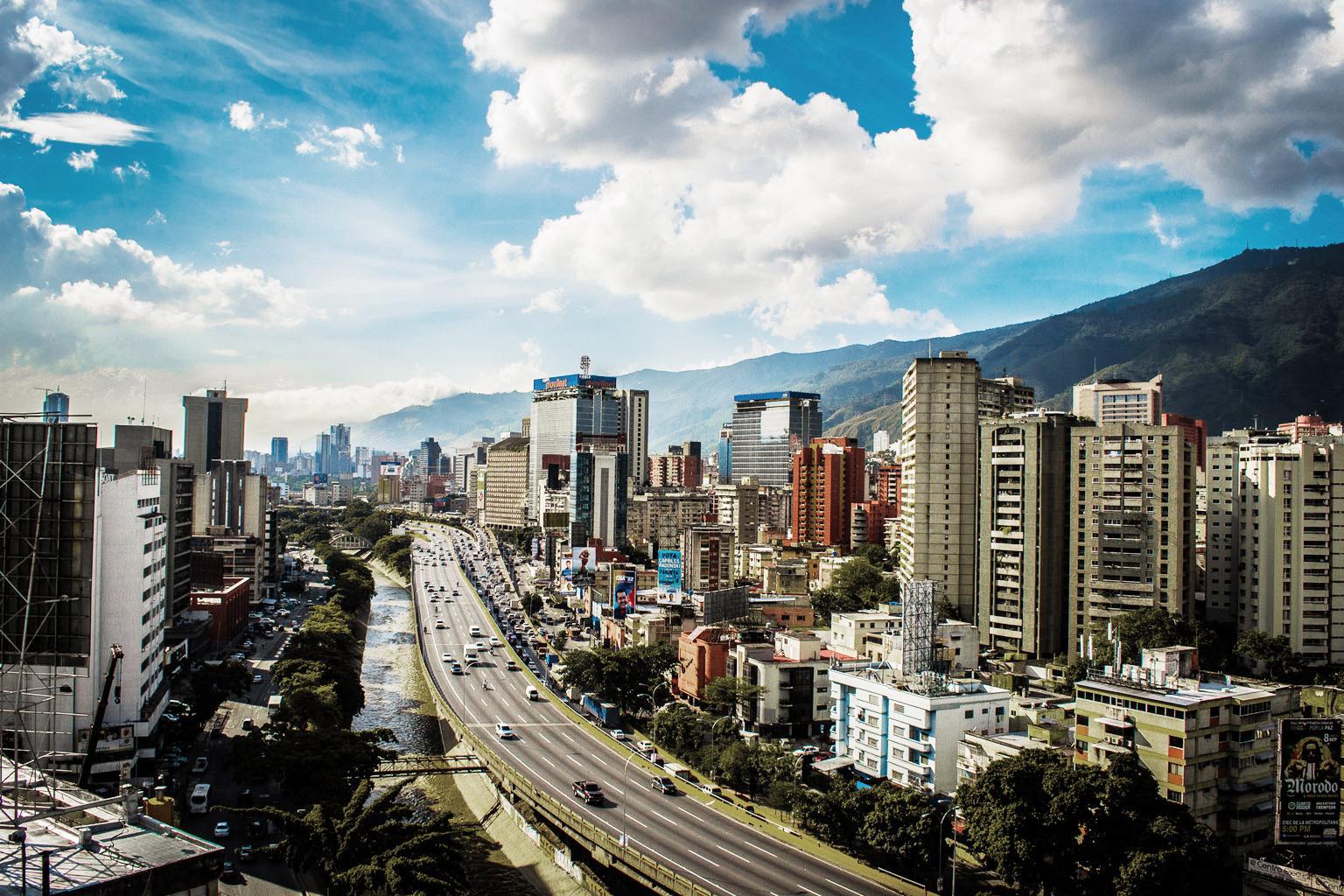 Ciudad de Caracas
