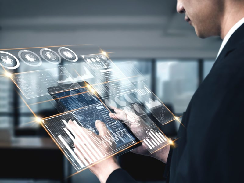 Innovació tecnològica per a l'assessorament financer