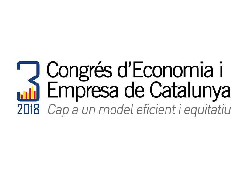 2018 – Congrés d'Economia i Empresa, del Col·legi d'Economistes de Catalunya